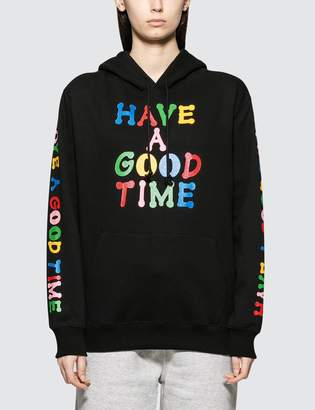 Have A Good Time Party Colorful Hoodie