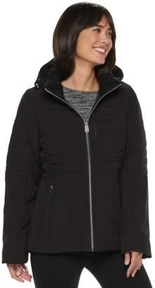 ZeroXposur Women's Connie Hooded Heavyweight Puffer Jacket