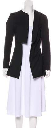 Derek Lam Long Sleeve Wool Blazer