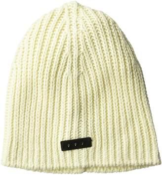 John Varvatos Men's Marled Wool Blend Slouch Knit Hat
