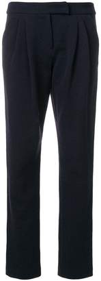 Armani Collezioni straight trousers