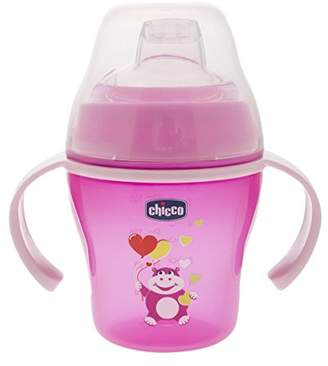 Chicco Drinking Bottle with Soft Silicone Spout 6 Months + 200ml