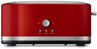 KITCH 4-Slice Long Slot Toaster With Peek and See