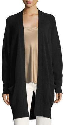 Vince Cashmere Raglan Sleeve Cardigan Sweater
