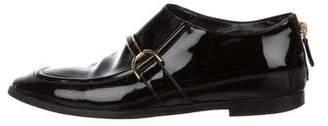 Stella McCartney Vegan Leather Slip On Loafers