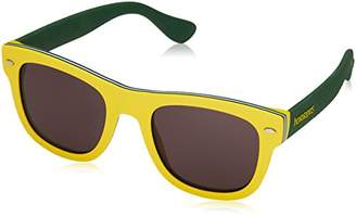Havaianas Men's Brasil/l Square Sunglasses