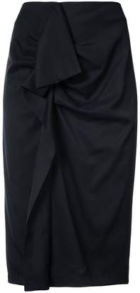 Carven high-waisted skirt