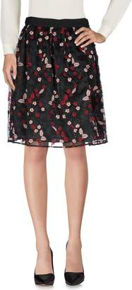 Space Style Concept Knee length skirts