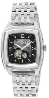 Breil Milano Automatic Stainless Steel Watch