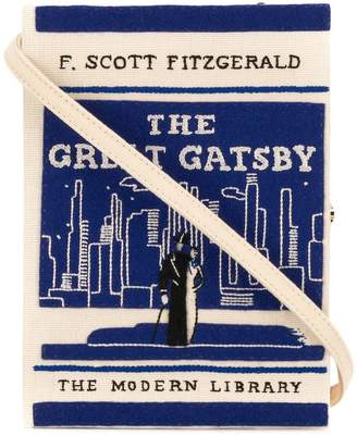 Olympia Le-Tan The Great Gatsby book clutch