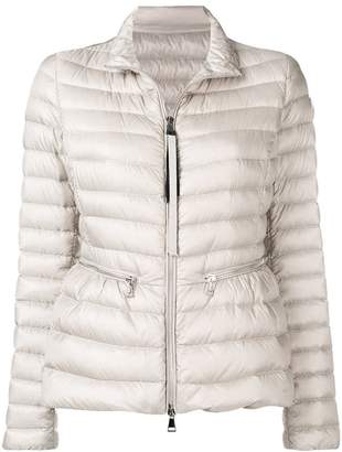 Moncler slim-fit padded jacket
