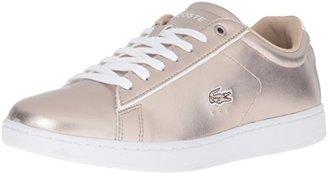 Lacoste Women's Carnaby Evo 316 2 Spw Fashion Sneaker $84.95 thestylecure.com