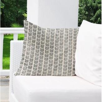 KAVKA DESIGNS City Rain Indoor/Outdoor Throw Pillow KAVKA DESIGNS