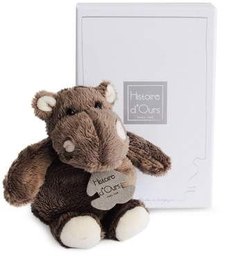 story. Histoire D'ours Histoire d'Ours Bear Safari Animals 14 cm Hippo Boxed (Small)