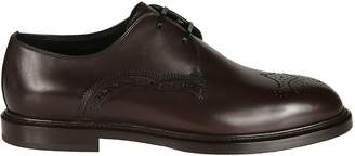 Dolce & Gabbana Perforated Oxford Shoes