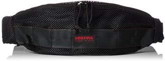 Briefing (ブリーフィング) - [ブリーフィング] ショルダーバッグ MESH TRIPOD BRF466219 010 BLACK