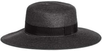 H&M Straw Hat - Black