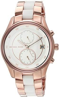 Michael Kors Women's Briar Rose Gold-Tone Watch MK6467