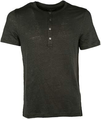Michael Kors Front Button T-shirt