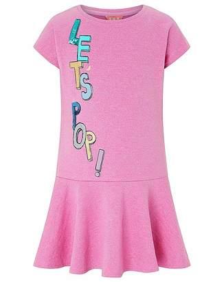 Monsoon Let's Pop Sweat Dress