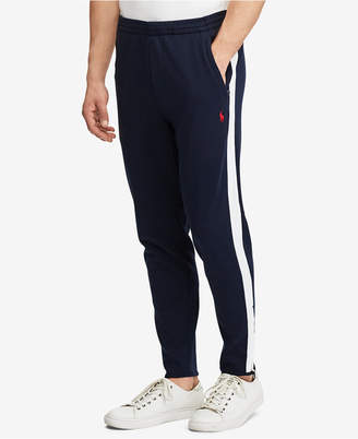 Polo Ralph Lauren Men's Knit Cotton Track Pants $98.50 thestylecure.com