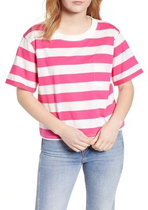 BP Boxy Stripe Tee