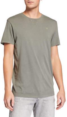 G Star G-Star Men's EarthColors Archroma Crewneck T-Shirt
