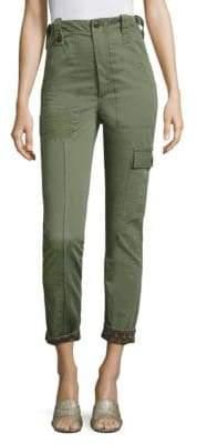 Marc Jacobs High-Waist Cargo Pants