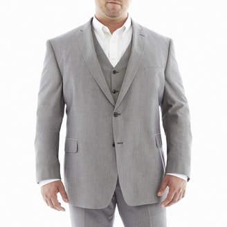 Jf J.Ferrar J.F. End on End Suit JacketBig&Tall