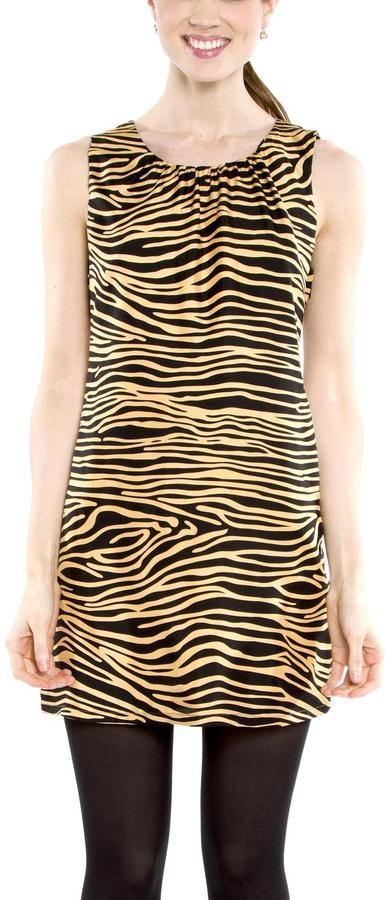 Julie Brown Designs Animal Print Dress