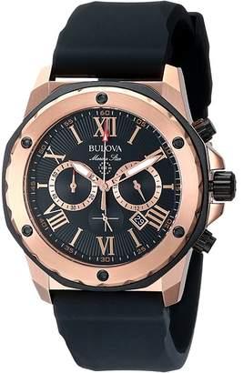 Bulova Mens Marine Star - 98B104 Dress Watches