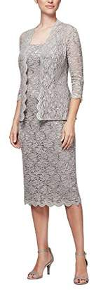 Alex Evenings Women's Dress