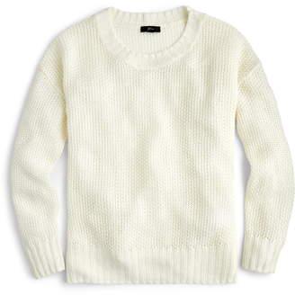 J.Crew Crewneck Beach Sweater