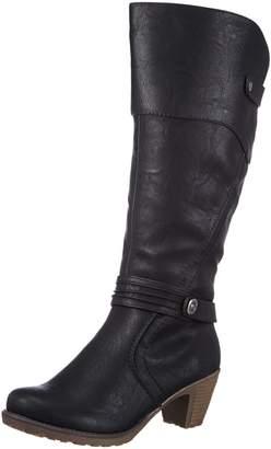 Rieker Women's High Synthetik Snow Boots