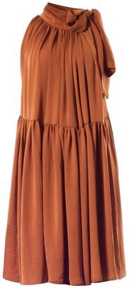 Meem Label Carli Tan Dress