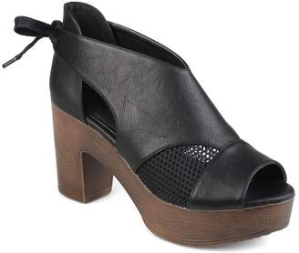 Journee Collection Sorly Women's Platform High Heels