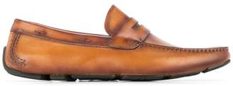 Magnanni classic slip-on loafers