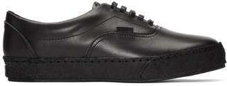 Hender Scheme Black Manual Industrial Products 04 Sneakers