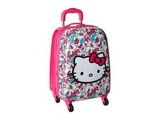 Hello Kitty Heys America Tween Spinner Luggage