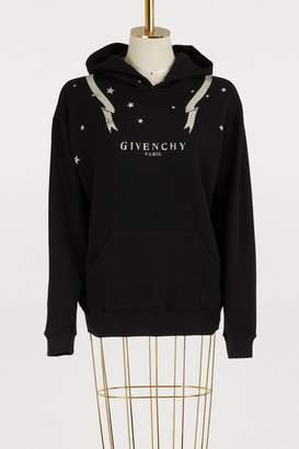 Givenchy Gemini sweatshirt
