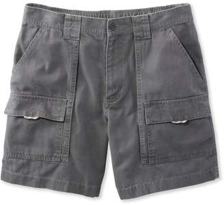 "L.L. Bean L.L.Bean Men's Pathfinder Shorts, Canvas 7"" Inseam"