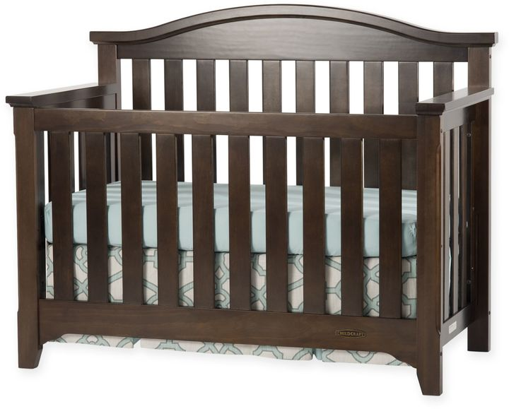 Child Craft Child CraftTM Whitman 4-in-1 Convertible Crib