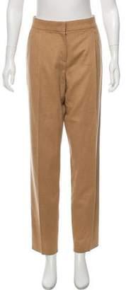 Max Mara Camel Mid-Rise Pants