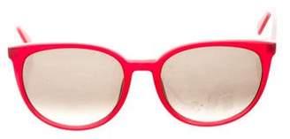 Celine Mary Gradient Sunglasses