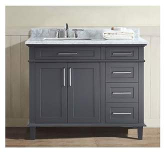 "Birch Lane 42"" Single Bathroom Vanity Set Base"