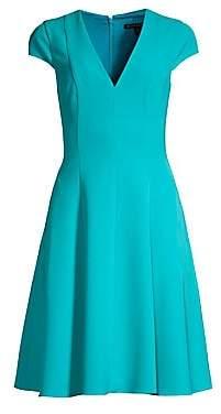 Black Halo Women's Kayley Fit-&-Flare Dress