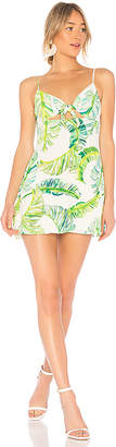 Privacy Please Cabana Mini Dress