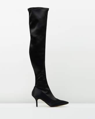 Spurr ICONIC EXCLUSIVE - Latoya OTK Boots