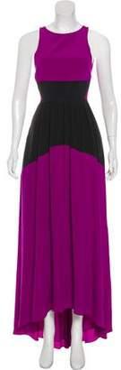 Tibi Sleeveless Maxi Dress