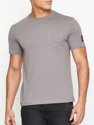 Belstaff Thom 2.0 Pocket T-shirt- Grey